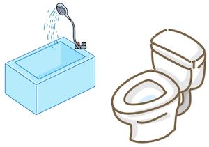 風呂トイレ別